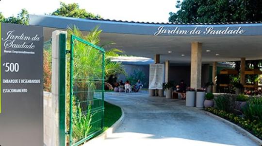 Localização Jardim Da Saudade